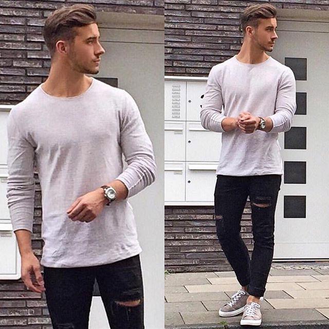 #homematualizado #moda #lookdodia Louis Darcis ...repinned vom GentlemanClub viele tolle Pins rund um das Thema Menswear- schauen Sie auch mal im Blog vorbei www.thegentemanclub.de