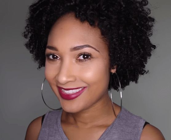 how to create coils in natural hair