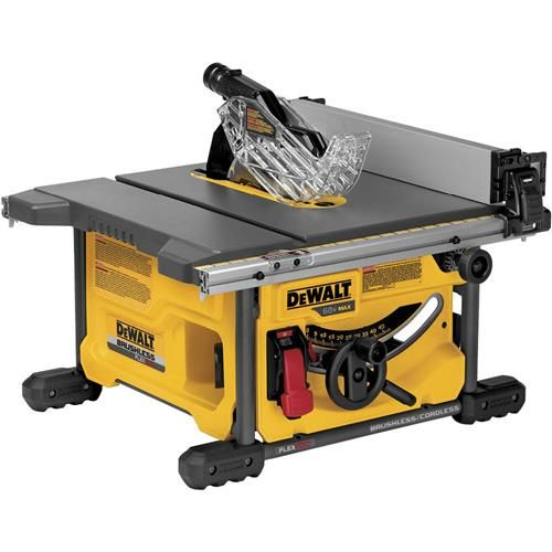 60V Table Saw Bare | Grizzly Industrial