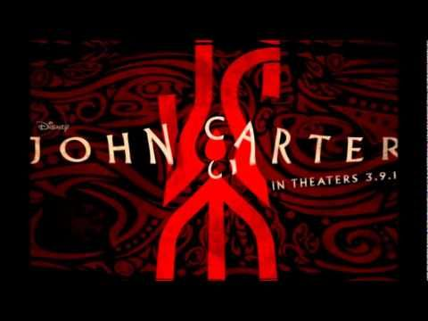 "John Carter Trailer Song: ""My Body is a Cage"" - YouTube"