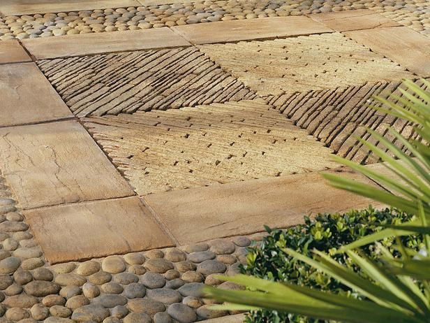 Composite Stone Flooring Kits Are Quick And Simple I Like The Different  Texture Within The
