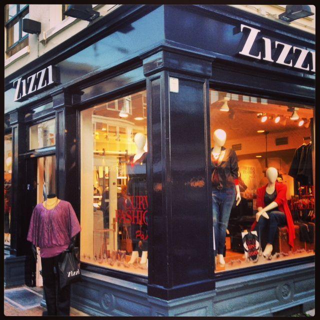 Zizzi, Amersfoort, Delft, grote maten mode
