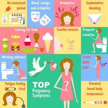 Conheça os primeiros sintomas de gravidez A descoberta do sonho