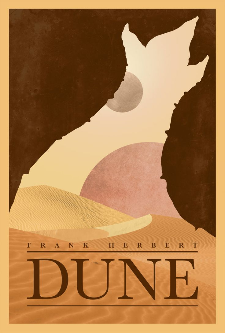 """Frank Herbert's """"Dune"""" will forever be a classic of SF; alien worlds, corrupt emperors and the fall of powerful families - what's not to love?"""