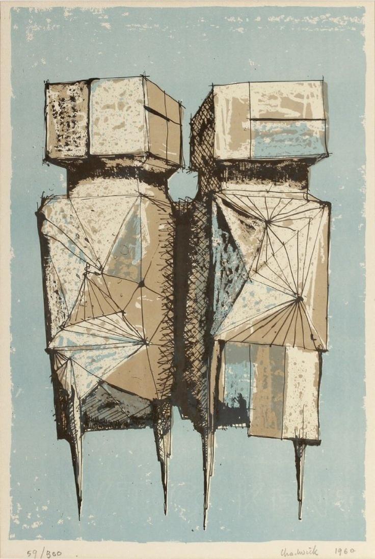 Lithograph 1960
