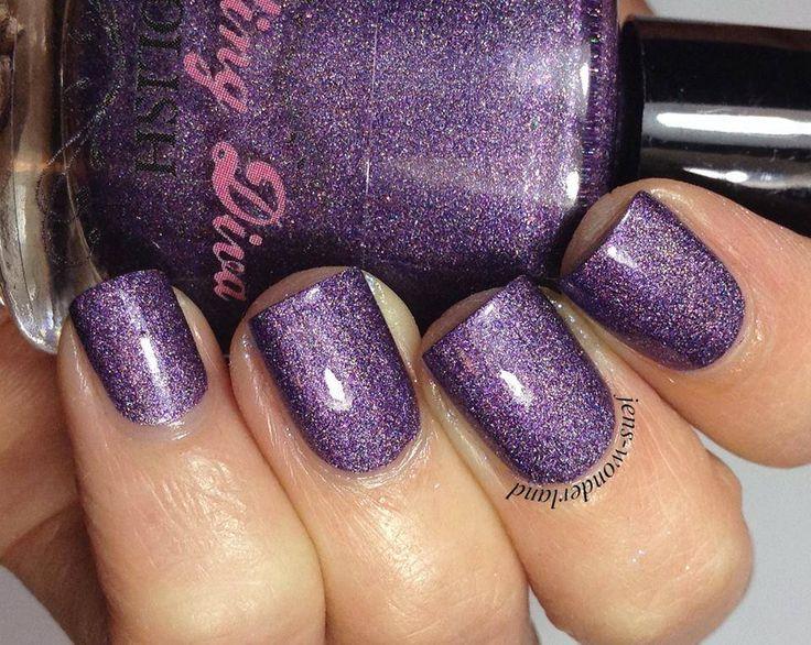20 best darling diva images on pinterest gel polish nail polish and polish - Diva nails and beauty ...