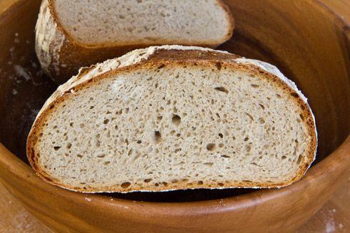 Bauernbrot nach Hannes Weber - Plötzblog - Selbst gutes Brot backenPlötzblog – Selbst gutes Brot backen