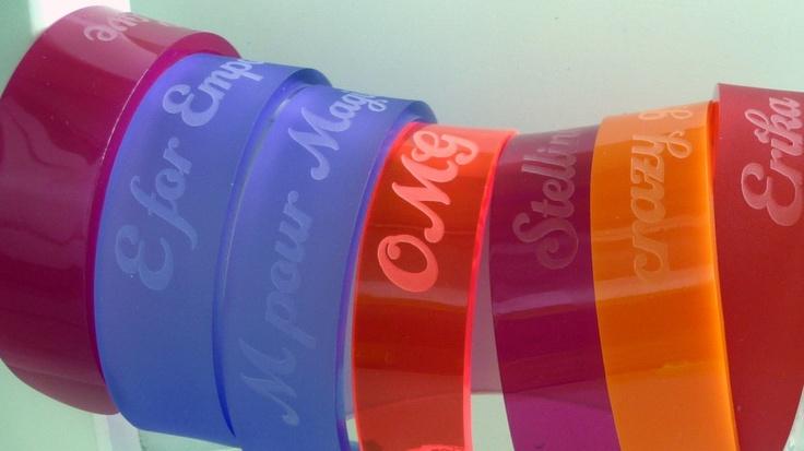 personalize a bracelet at www.box2order.gr