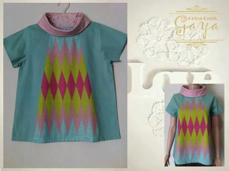 Indonesia Ikat Blouse