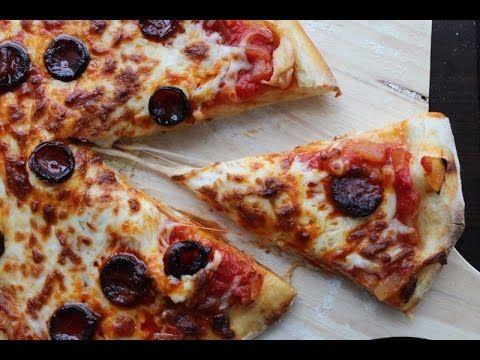 How To Make Perfect Pizza - By One Kitchen Episode 15 https://www.youtube.com/watch?v=5vYmBt8VviA&list=PLCMwYYZb_zM9NBLuesJ5Dq_FngNd97q3y&index=15