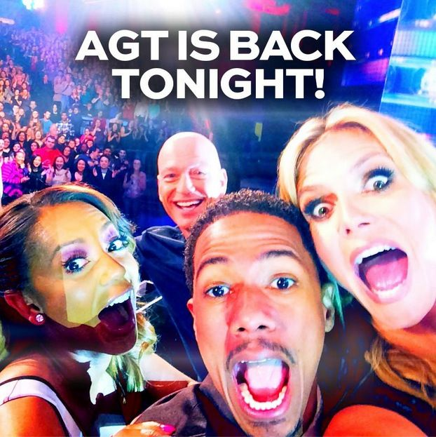 The voice American Got talent