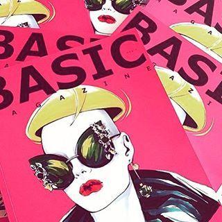 Лед тронулся, господа:) И на обложках заграниШных журналов появляются иллюстрации русских художников(не побоюсь этого слова). @basic_magazine во всех модных книжных Парижа и Нью-Йорка:))) #fashionillustration #fashionillustrator #cover #art #contemporaryart #fashion
