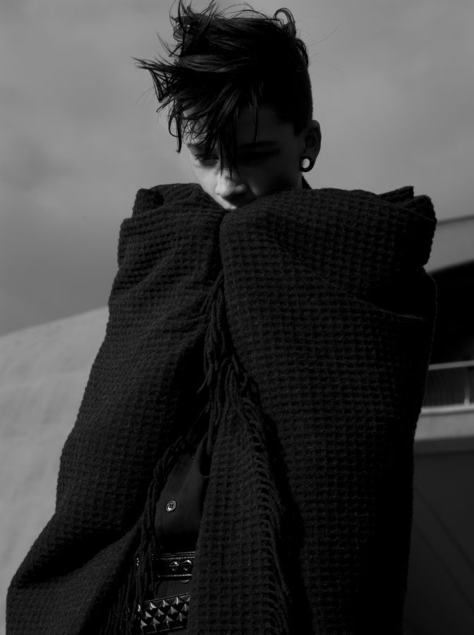 Vogue Hommes Japan July 2008 / Photo: Hedi Slimane / Style: Nicola Formichetti