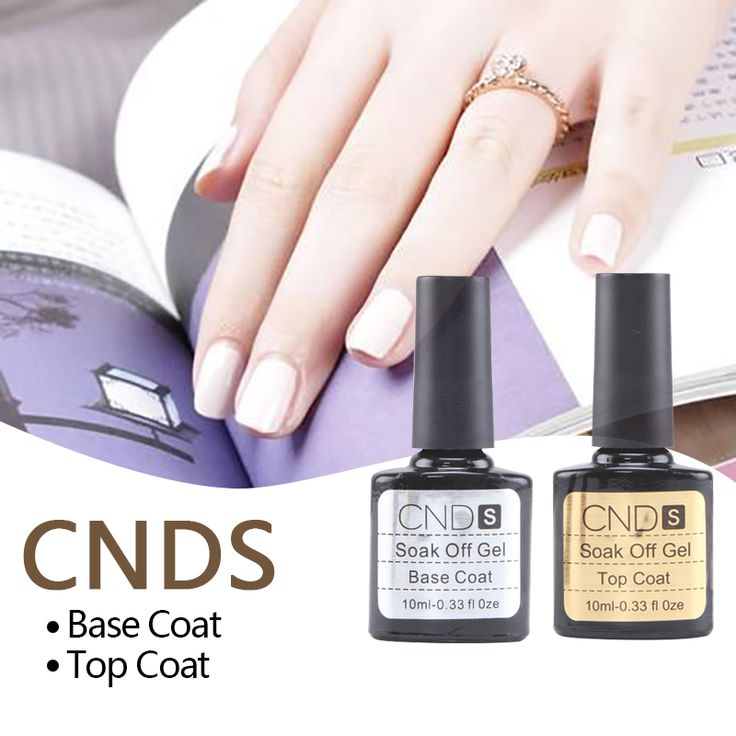 Nail Gel 1  10ML Hot Sell Nail Gel Top Coat Top it off   Base Coat Foundation For UV Gel Polish Soak Off Varnish Manicure Nail Gel * AliExpress Affiliate's Pin. Find out more by clicking the VISIT button