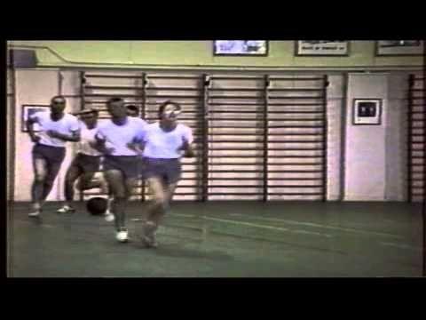 Part10 Cornwallis Physical Training