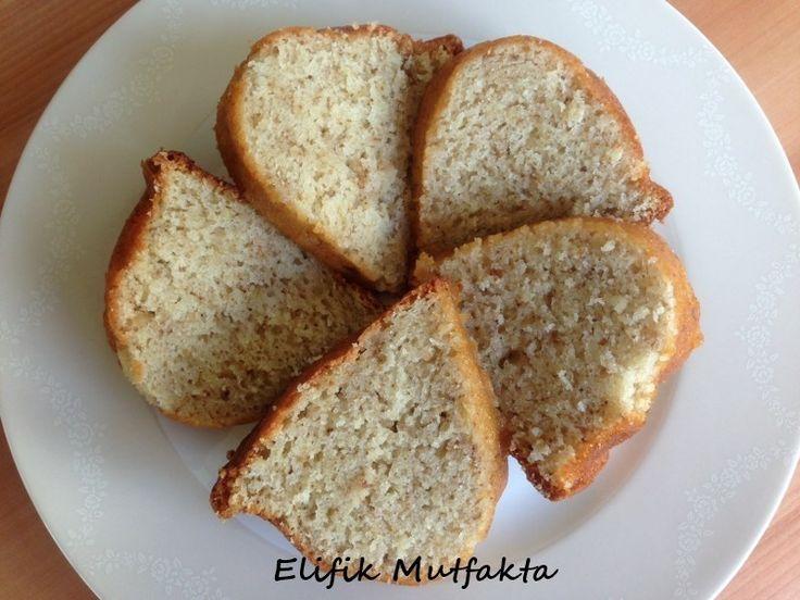 Cevizli Kek | Elifik Mutfakta