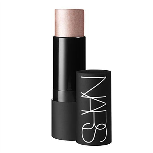 Nars: amazing highlighter cheekbones and on the nose