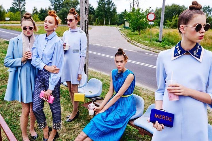 Sesja mody Viva! | Party.pl