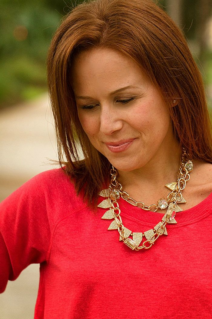 all about necklace layering