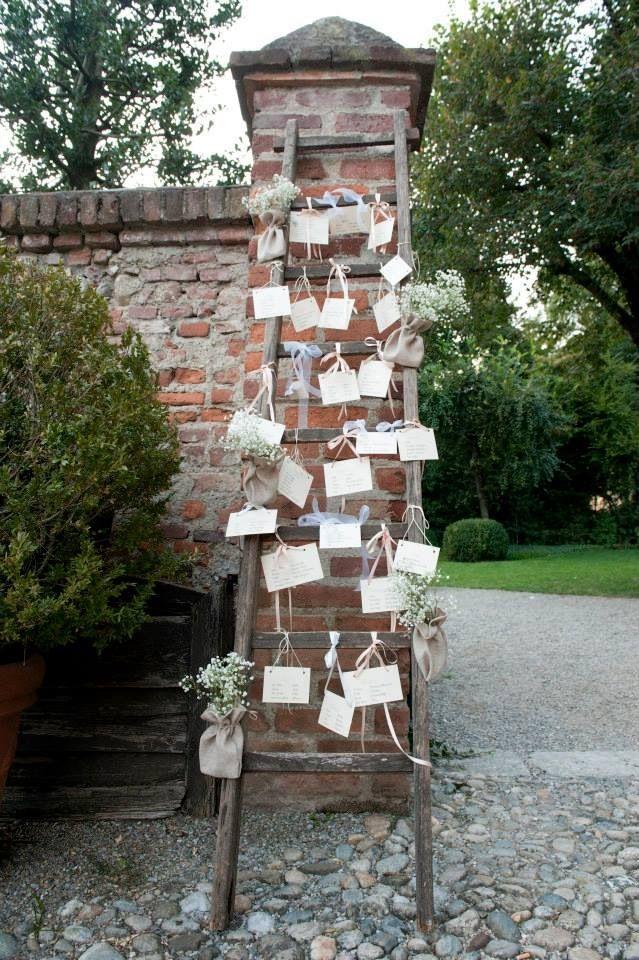 Tableau mariage matrimonio!