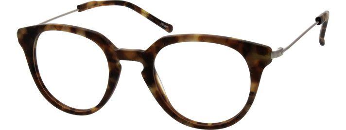 Women's Tortoiseshell 7824 Acetate Full-Rim Frame with Metal Alloy Temples | Zenni Optical Glasses-m3dLlqGg