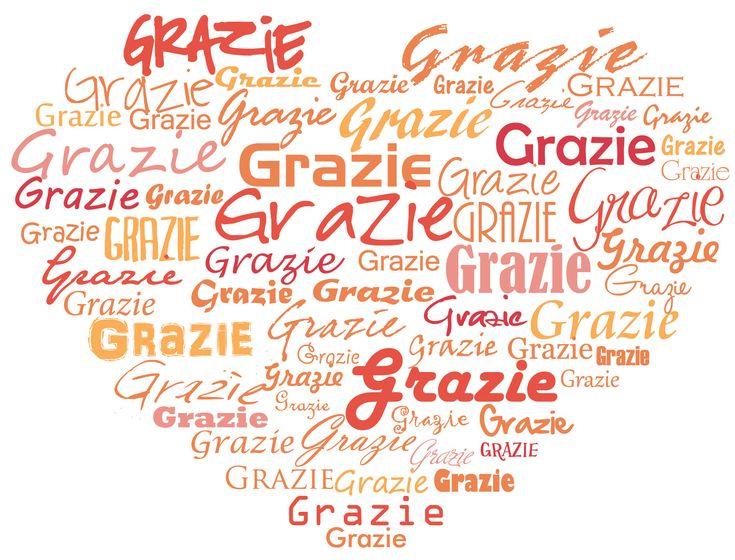 festeggeventi: Grazie ... a tutti.  Thank you ... all of you!