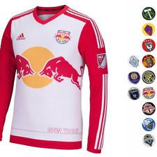 [$49.99 save 67%] Major League Soccer MLS ADIDAS Long Sleeve Authentic On-field Jersey Men's #LavaHot http://www.lavahotdeals.com/us/cheap/major-league-soccer-mls-adidas-long-sleeve-authentic/179953?utm_source=pinterest&utm_medium=rss&utm_campaign=at_lavahotdealsus