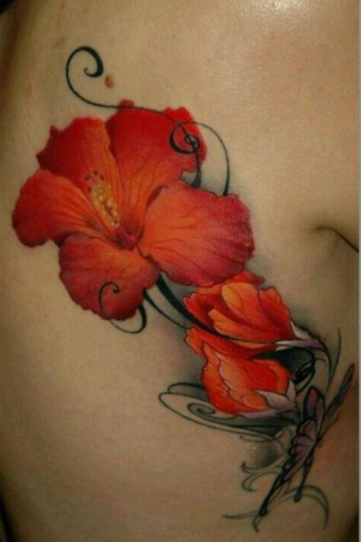 Best Hibiscus Flower Tattoo Meaning