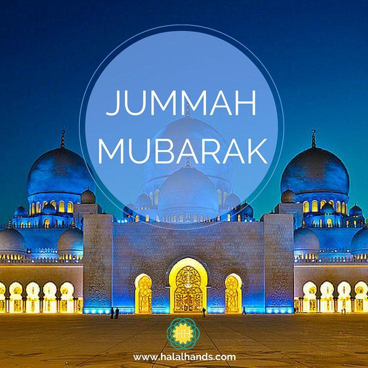 25+ Best Ideas About Jumma Mubarak Images On Pinterest