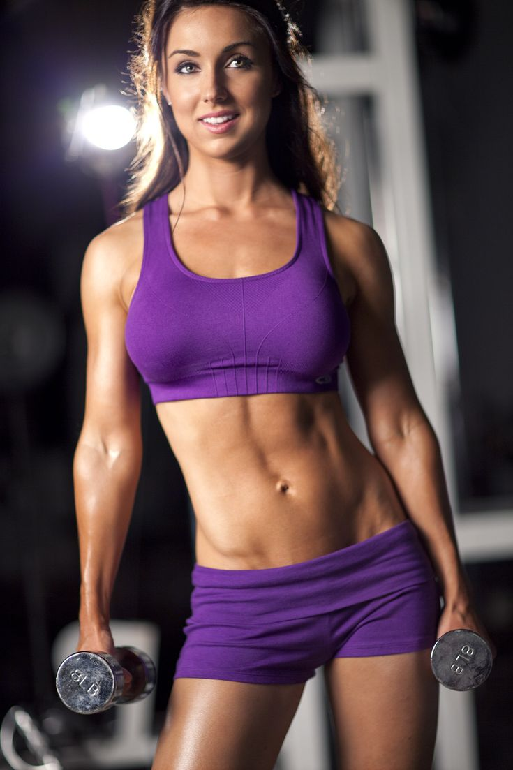 The Ultimate Beginners Female Fitness Guide: http://www.trimmedandtoned.com/the-ultimate-beginners-female-fitness-guide-what-it-takes-to-build-a-fit-female-body  <-----  Savannah-Neveux-Muffintopless