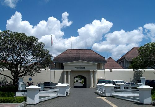 Fort Vredeburg, Yogyakarta