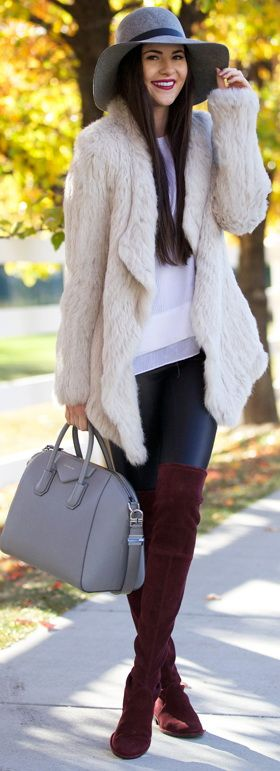 Fashion Trends Daily - 26 Great Winter Outfits On The Street 2016