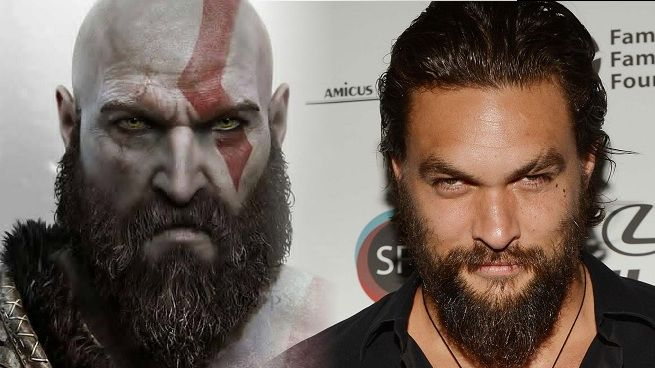 Throwing his hat into the ring, Aquaman actor Jason Momoa has told fans he is up for portraying Kratos in a God of War adaptation.
