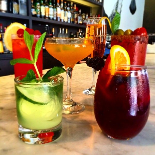 Ain't no party like a cocktail party! - Church Aperitivo Bar #Toronto #QueenWest #TasteToronto #nomnom