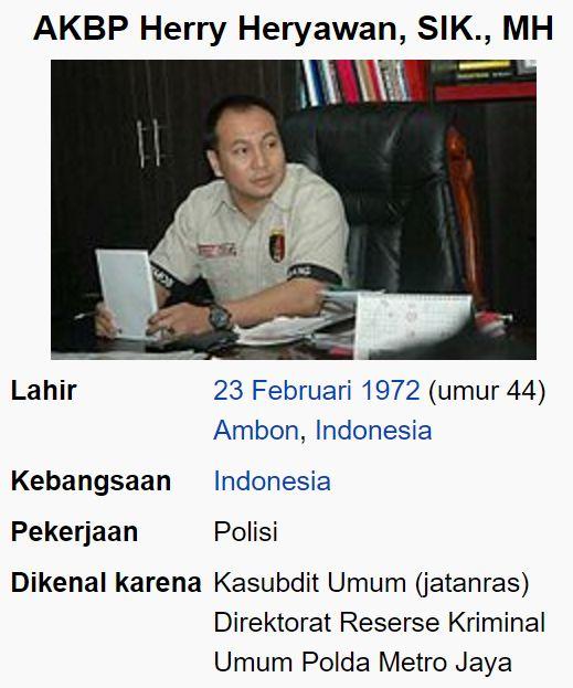 Berikut Profil Lengkap Herry Heryawan dari berbagai sumber.