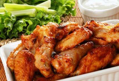 Ailes de poulet au cinq-épices #bbq