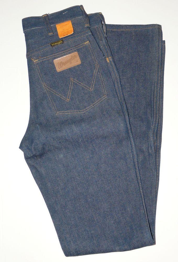 mens jeans 945den size 27x34 27 x 34 rigid denim regular cowboy cut nwt made usa pinterest. Black Bedroom Furniture Sets. Home Design Ideas