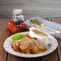 CHICKEN GALANTINE http://www.sajiansedap.com/mobile/detail/17690/chicken-galantine
