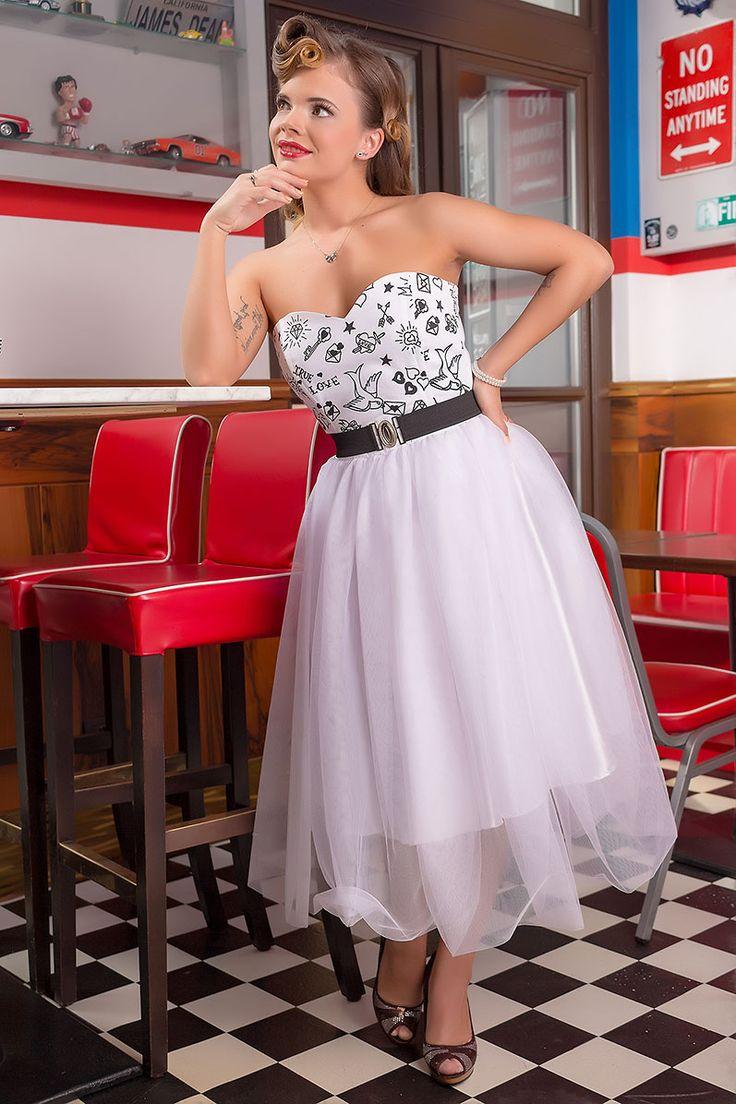 Pin Up Wedding Dresses – fashion dresses