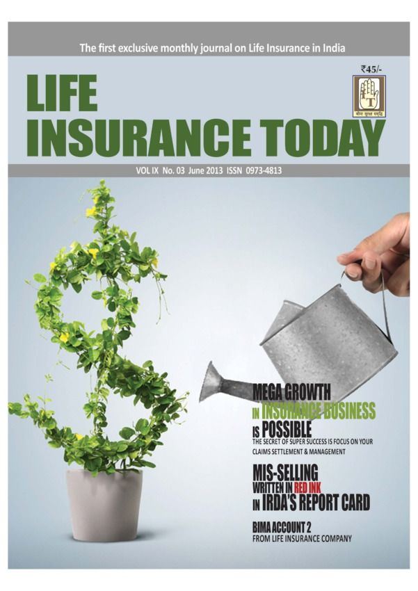Life Insurance Today Magazine - Buy, Subscribe, Download ...