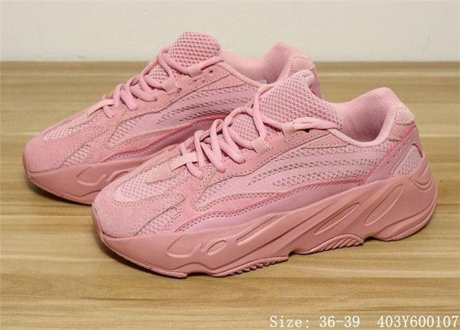 pink yeezy boost 700