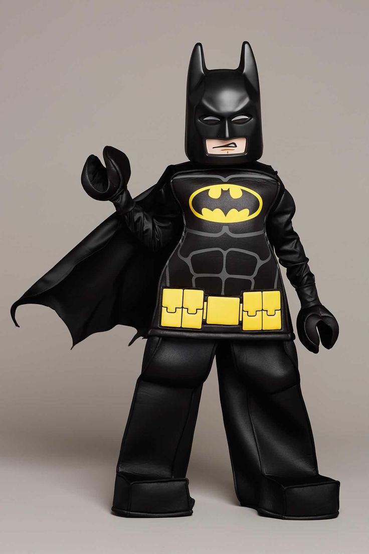 LEGO® Batman Costume for Kids Batman costume for kids