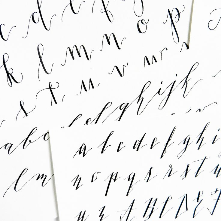 Best learn calligraphy images on pinterest postman s