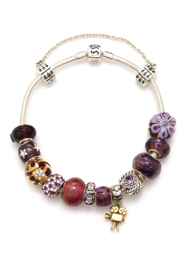 Ready to Wear Bracelet - Grape
