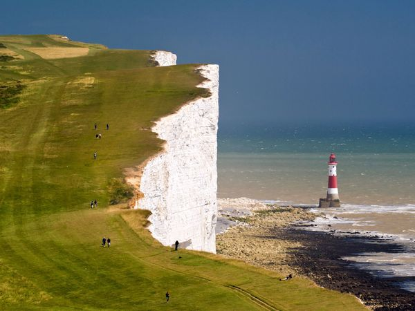 Beachy Head, South Downs, England