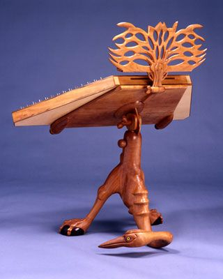 hammered dulcimer music stand - Google Search