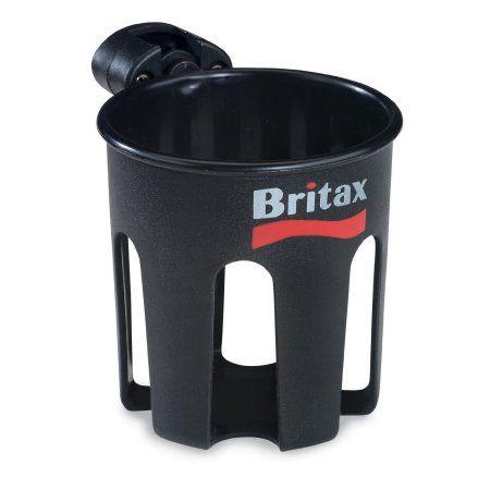 Britax B-Agile, B-Nimble, & Blink Adult Cup Holder, Beige