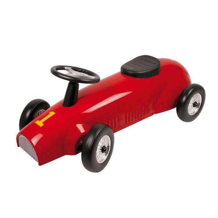 MOVI46.01.Juguete correpasillos para niños al estilo coche de carreras