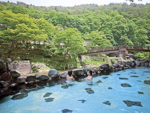 大沢温泉:Osawa-Onsen:Hanamaki:Iwate