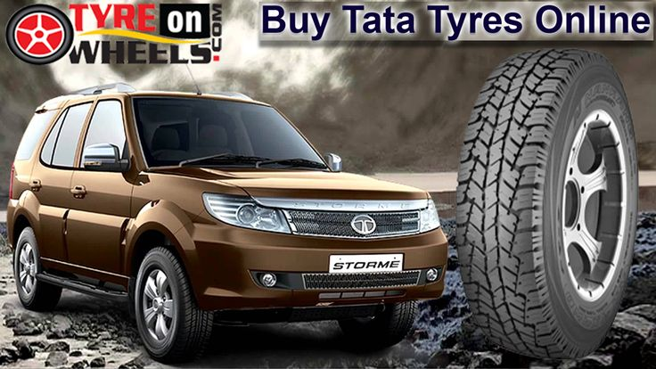 Buy Tata Tyres Online at TyreOnWheels offers a massive range of brands for all Tata vehicles. Our highly competitive prices include VAT, and a guaranteed more mileage. Buy Online Tyres with free shipping across India. also Get it fitted with Mobile Tyre Fitting Vans at your home or workplace. If you have any question or suggestion contact us on +91 - 801 001 9000.